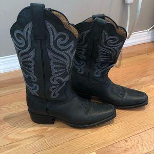 J. B. Dillon cowboy boots